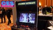 CES20 - Legends Ultimate Arcade Product Demo