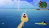 Dragon Ball Z: Kakarot - Radditz ambushes Goku