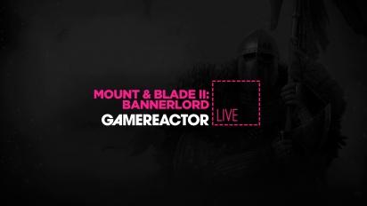Mount & Blade II: Bannerlord - Replica livestream del lancio in Early Access