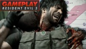 Resident Evil 3 - I momenti salienti del gameplay