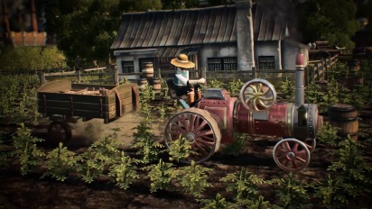 Anno 1800: Bright Harvest DLC Launch Trailer
