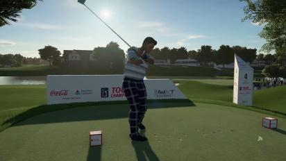 PGA Tour 2K21 - Release Trailer
