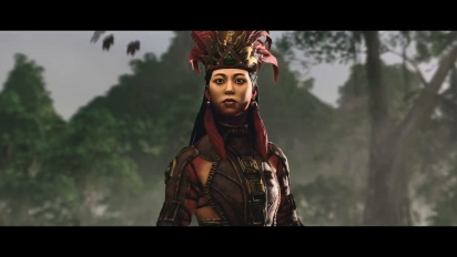 Total War: Three Kingdoms - The Furious Wild Trailer