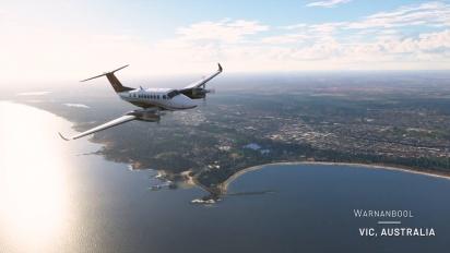 Microsoft Flight Simulator - Launch Trailer 'Around the World Tour'