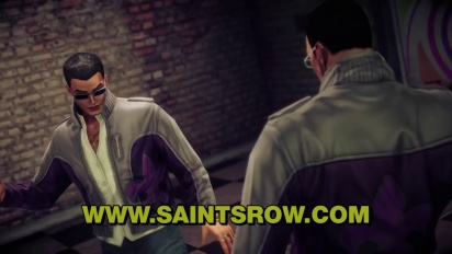 Saints Row IV - GAT V DLC Trailer