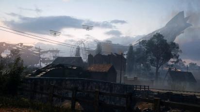 Battlefield 1 - Giant's Shadow Trailer
