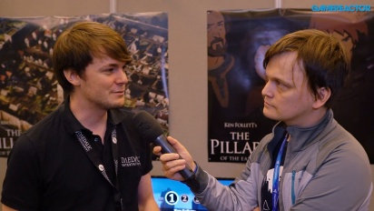 The Pillars of the Earth - Intervista a Kevin Mentz