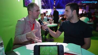 FIFA 18 Switch - Intervista ad Andrei Lazarescu