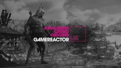 Assassin's Creed Origins - Replica Livestream