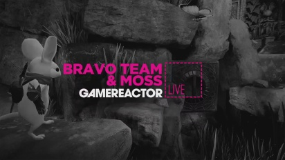 Bravo Team & Moss - Replica Livestream