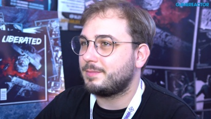 Liberated - Konrad Walkuski Interview