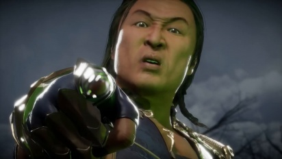 Mortal Kombat 11 - Shang Tsung Gameplay Trailer