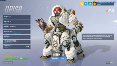 Overwatch - April Fools 2020: Googly Eyes!