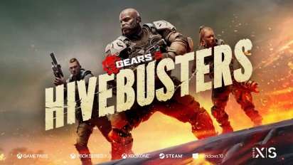 Gears 5 - Hivebusters Launch Trailer