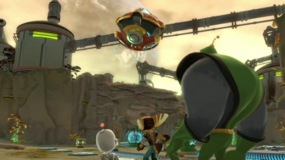 Ratchet & Clank: Q Force - Debut Trailer