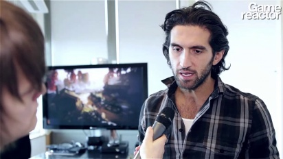 Brothers: A Tale of Two Sons - Intervista a Josef Fares