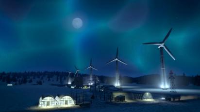 Cities: Skylines - Snowfall Release Trailer