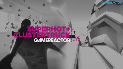 Clustertruck & Superhot - Replica livestream Parte 2
