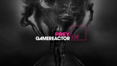 GR Italia Live: Prey - Replica Livestream (parte 1)