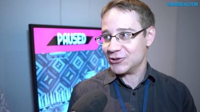 Sonic Mania - Intervista ad Aaron Webber