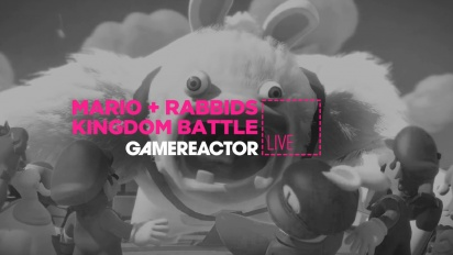 GR Italia Live: Mario + Rabbids Kingdom Battle - Replica Livestream