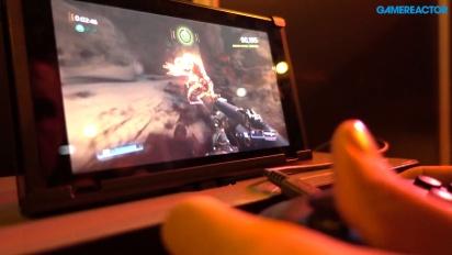Doom - Nintendo Switch Gameplay