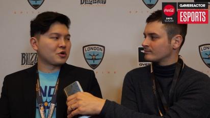 Overwatch League – Intervista a Beoum-jun 'Bishop' Lee (London Spitfire)