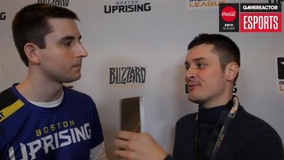 Overwatch League – Intervista a Connor Prince (Boston Uprising)