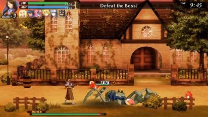 Code of Princess EX - Nintendo Switch Announcement Trailer