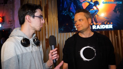 Shadow of the Tomb Raider - Intervista ad Arne Oehme & Vincent Monnier