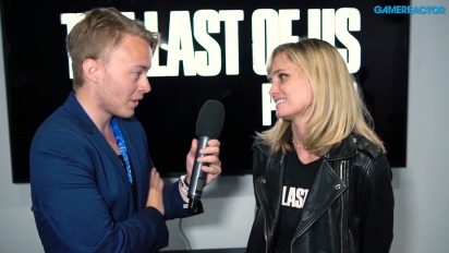 The Last of Us: Parte II - Intervista a Halley Gross