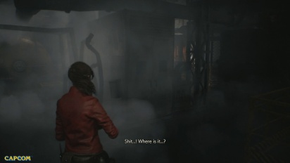 Resident Evil 2 - Claire Demo Stream