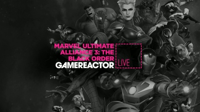 Marvel Ultimate Alliance 3: The Black Order - Livestream Replay