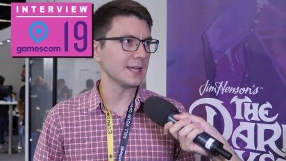 The Dark Crystal: Age of Resistance Tactics - David Whitfield Interview