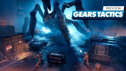 Gears Tactics - Video Anteprima