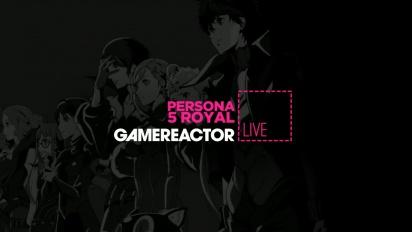 Persona 5 Royal - Replica Livestream