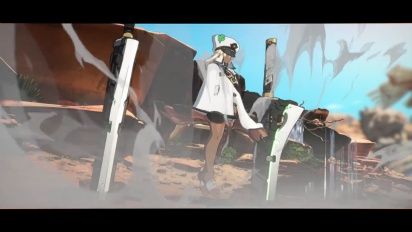 Guilty Gear: Strive - Ramlethal Character Trailer