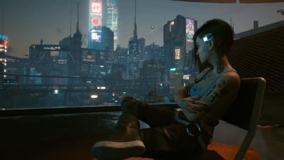 Cyberpunk 2077 - Trailer ufficiale di lancio (italiano)
