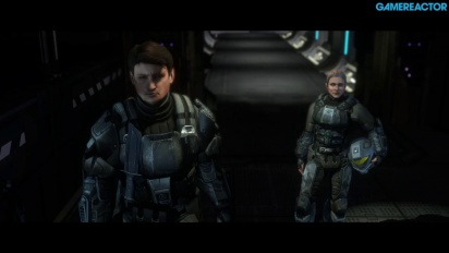 Halo: The Master Chief Collection - Halo 3: ODST Gameplay