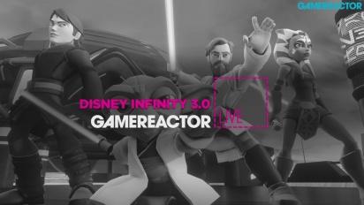 Disney Infinity 3.0 - Replica Livestream