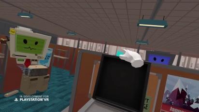Job Simulator - PSX Gameplay Teaser