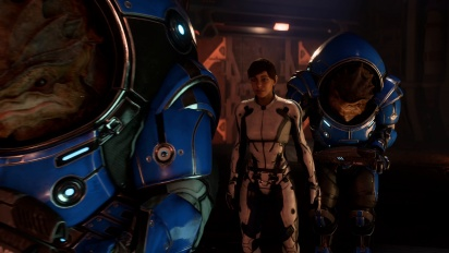 Mass Effect: Andromeda - TGA Gameplay Trailer