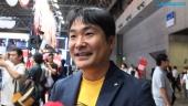 Toukiden 2 - Takashi Morinaka Interview