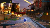 Sonic Forces - Sonic moderno Gameplay (Nintendo Switch)