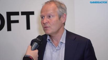 Ubisoft - Intervista a Yves Guillemot