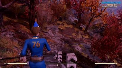 Fallout 76 - Lasciamo il Vault (gameplay)