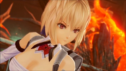 God Eater 3 - Story Trailer (Italiano)
