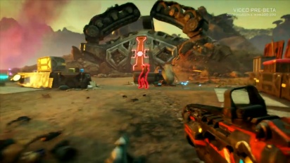 Rage 2 - Gameplay pre-beta (italiano)