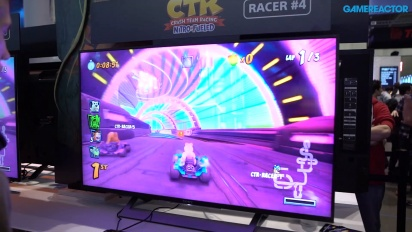 Crash Team Racing: Nitro-Fueled - Gameplay #2