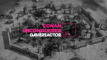 Conan Unconquered - Replica Livestream